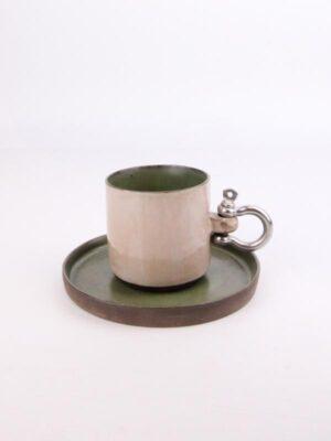 Sailor El Yapımı Modern Kahve Fincanı